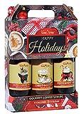 Jordan's Skinny Syrups Happy Holidays Syrup Trio (3 Pack)