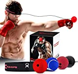 Boxing Reflex Ball Set - 4 Difficulty Levels Great
