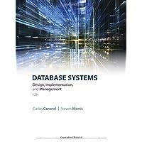 Database Systems: Design, Implementation, Management
