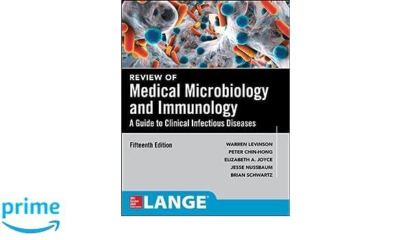 Warren Levinson Microbiology Pdf