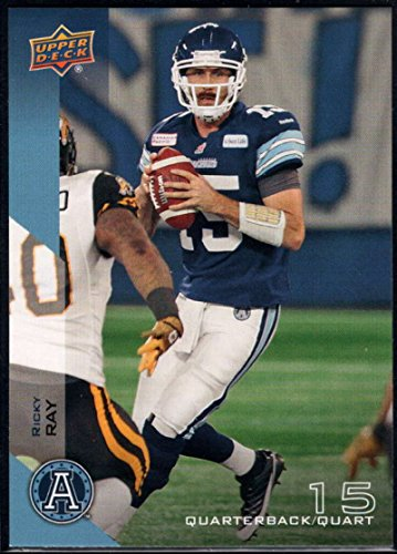 (Football NFL 2014 Upper Deck CFL #82 Ricky Ray)