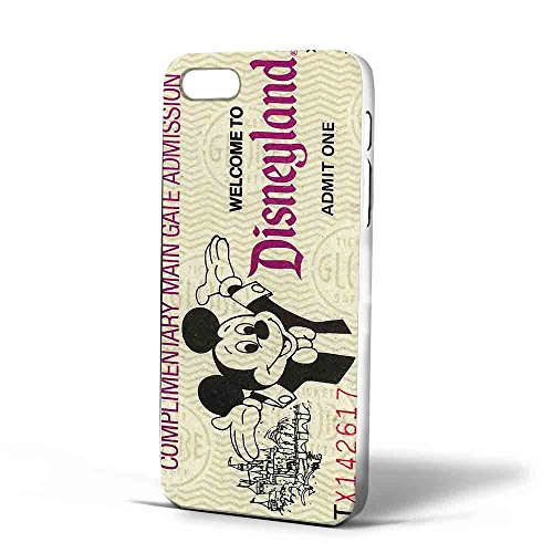 disney ticket iphone 6 case - 2
