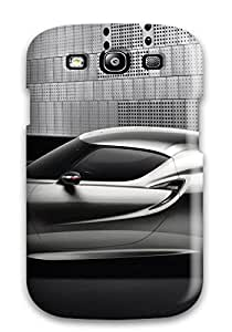 New Shockproof Protection Case Cover For Galaxy S3/ Maserati Gransport Sports Cars Case Cover