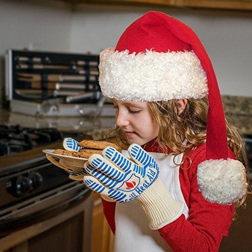 Heat Resistant Gloves Light Weight Flexible
