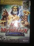 Age of Mythology PC CD-ROM *Bonus Includes Titans Expansion