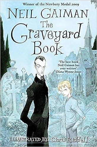 Image result for graveyard book