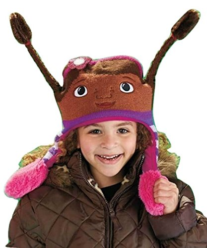 Doc Mcstuffins Costume 5 (Disney Doc McStuffins Kids Flipeez Action Hat)