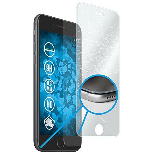 1 x Apple iPhone 7 / 8 Pellicola Protettiva Confidenziale trasparente - PhoneNatic Pellicole Protettive
