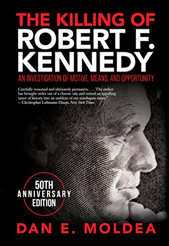 Amazon the killing of robert f kennedy an investigation of the killing of robert f kennedy an investigation of motive means and fandeluxe Gallery