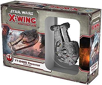 X-wing Miniatures Game - Juego de Miniatura Star Wars, para 2 Jugadores (FFGSWX23) (versión en inglés): Fantasy Flight Games: Amazon.es: Juguetes y juegos