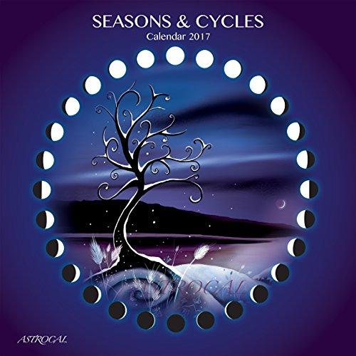 Seasons & Cycles MOON CALENDAR 2017 ()