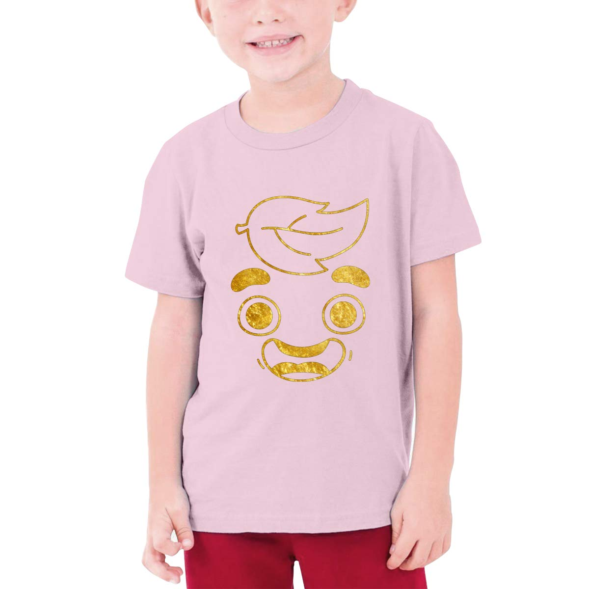 Elegant And Popular Guava Juice Fashionable Teenage Childrens Full T-Shirt
