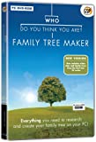 Who Do You Think You Are? Family Tree Maker (PC DVD)