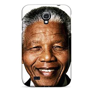Durable Case For The Galaxy S4- Eco-friendly Retail Packaging(nelson Mandela Smiling)
