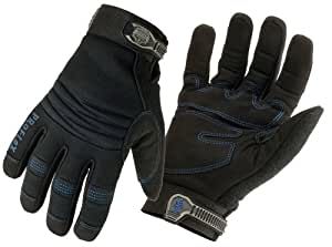 Ergodyne ProFlex 817WP Thermal Waterproof Utility Gloves, X-Large