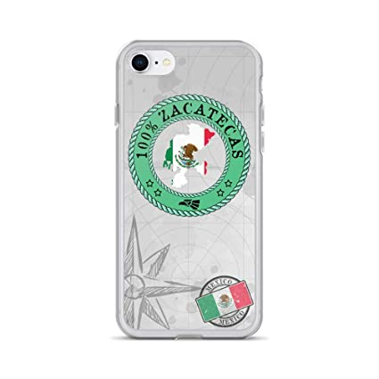 Amazon.com: Zacatecas Mexico Phone Case for iPhone Funda y ...