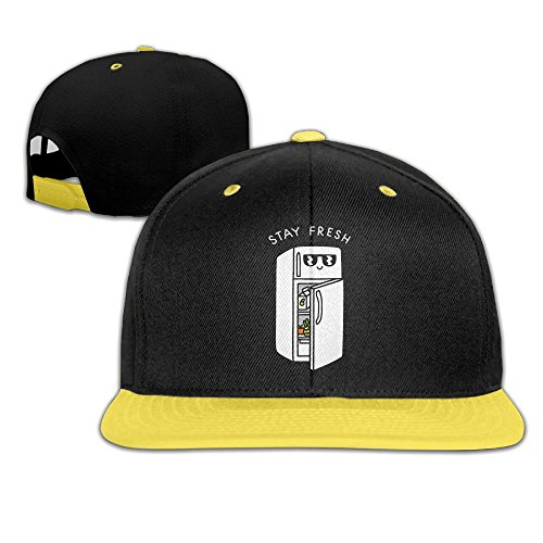 Quzim Kids Hat Kids Baseball Cap Colour Plain Hip Hop Stay Fresh Sunglasses Fridge Big - Baseball A Cap To Wear With Sunglasses Best