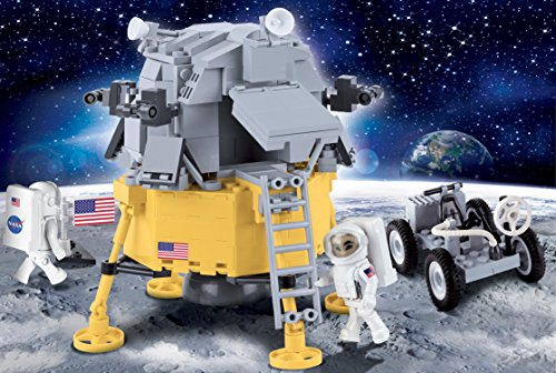 COBI Smithsonian Apollo Lunar Module (Best Smithsonian Museums In Dc)