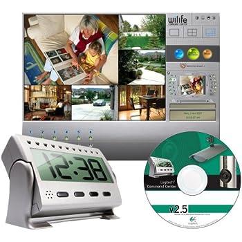 Logitech WiLife Digital Video Security--Hidden Master System Camera