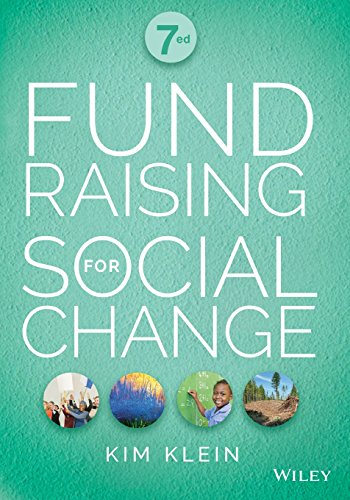 Book Cover: Fundraising for Social Change
