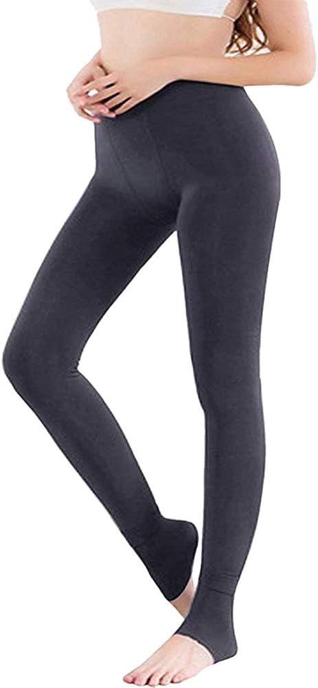 Vertvie Mujer Leggings mallas (forro polar cálido invierno grueso ...