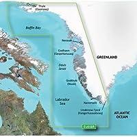 GARMIN 010-C1001-00 / Garmin Bluechart G2 - VEU058R - Greenland West - Vision microSD/SD