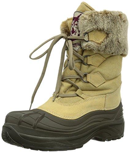 Ilse Jacobsen Womens Soil 660 Snow Boot Cream