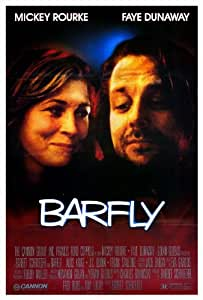 Barfly 27x40 Movie Poster (1987)