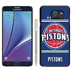 Unique Samsung Galaxy Note 5 Case ,Fashionable And Popular Designed Case With Detroit Pistons 10 Black Samsung Galaxy Note 5 Cover Case Good Quality Phone Case