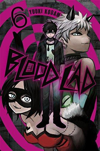 Blood Lad, Vol. 6 (1 Lad Vol Blood)