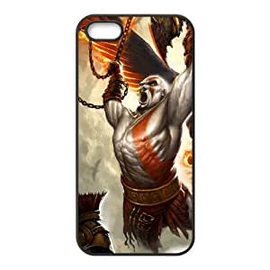 god of war iPhone 4 4s Cell Phone Case Black Exquisite gift (SA_666285)