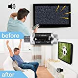 Ground Loop Isolator - Cable TV Audio Isolation