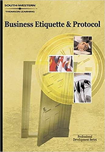 Buy Business Etiquette and Protocol (The Professional