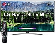"""Smart TV LED 65"""" LG SM8100 NanoCell 4K, IPS"""