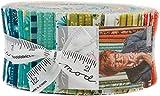 Sandy Gervais Well Said Jelly Roll 40 2.5-inch Strips Moda Fabrics 17960JR