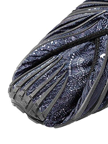 Joggingschuhe Vielfarbig 45 Laufschuhe Schnellverschluss Yoga 36 Größe mit Schwarz Damen cooshional Herren Schuhe gPtgf