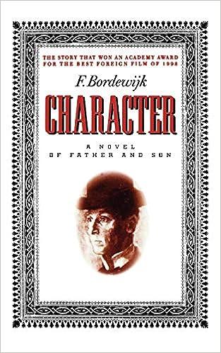 Descargar La Libreria Torrent Character: A Novel Of Father And Son Paginas Epub Gratis