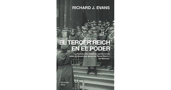 Amazon.com: El III Reich en el poder, 1933-1939 [Perfect ...