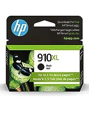 HP 910XL High Yield Black Original Ink Cartridge (3YL65AN)