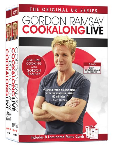 Gordon Ramsay Cookalong Live by BFS Entertainment