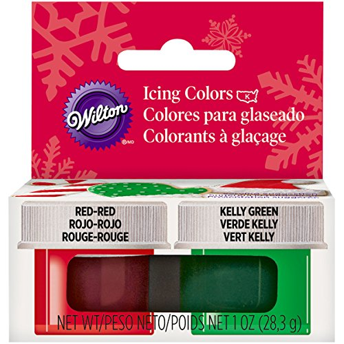 Wilton Holiday Color Kit set of 2
