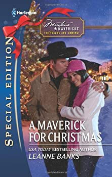 A Maverick For Christmas 0373656335 Book Cover