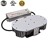 LED Flying Direct 4-pack,120w LED Retrofit Kit Light Replace 400w Street Lamp Flood Light Parking Lots lamp Power Source,UL DLC (120 Watts)