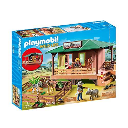 Playmobil Wild Life 70766 – Clínica Veterinaria de África, a partir de 4 años