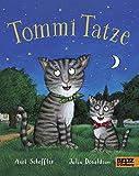 Tommi Tatze: Vierfarbiges Pappbilderbuch. Einband mit Goldfolie