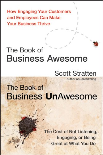 Scott Stratten Publication