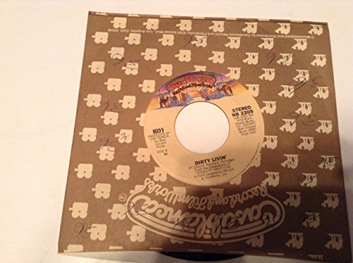 (Dirty Livin-sure Know Something 45 Rpm Record)