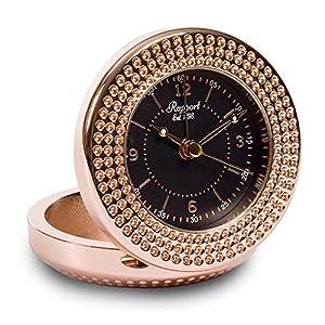 Rapport reloj despertador Rosette (Chapado en oro rosa) 5