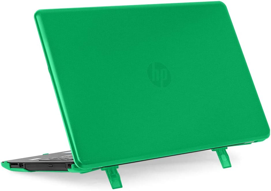"mCover Hard Shell Case for 15.6"" HP 15-bsXXX (15-bs000 to 15-bs999) Series or HP 15g-brXXX or HP 15q-buXXX Series (NOT Fitting 15"" Pavilion or Envy laptops) Notebook PC (HP 15-BS Green)"