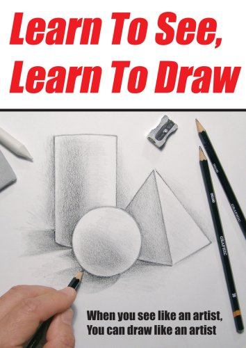 Learn To See, Learn To - Draw Dvd